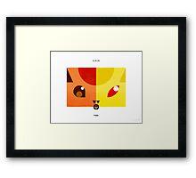 PKMNML #037-038 Framed Print