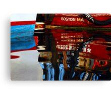 Boston Mass. Canvas Print