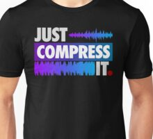 Just Compress It (Color Edition) Unisex T-Shirt