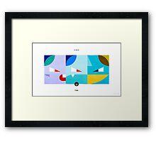 PKMNML #029-031 Framed Print