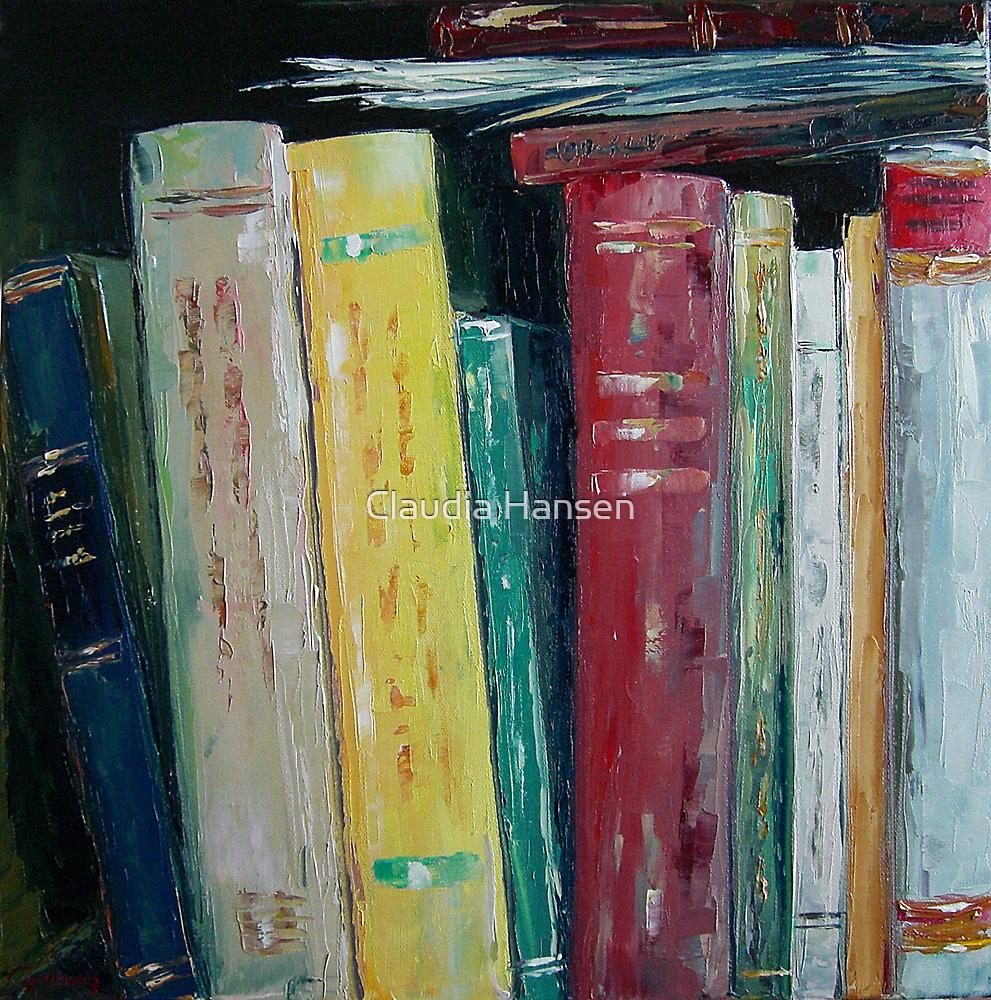 Library by Claudia Hansen