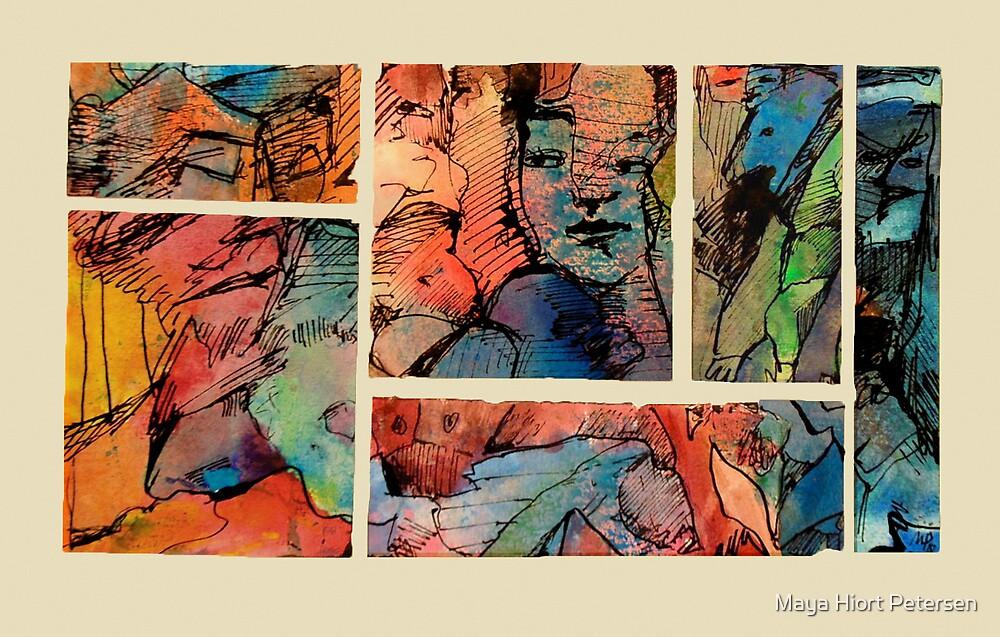 Reflections by Maya Hiort Petersen