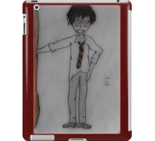 James Potter iPad Case/Skin