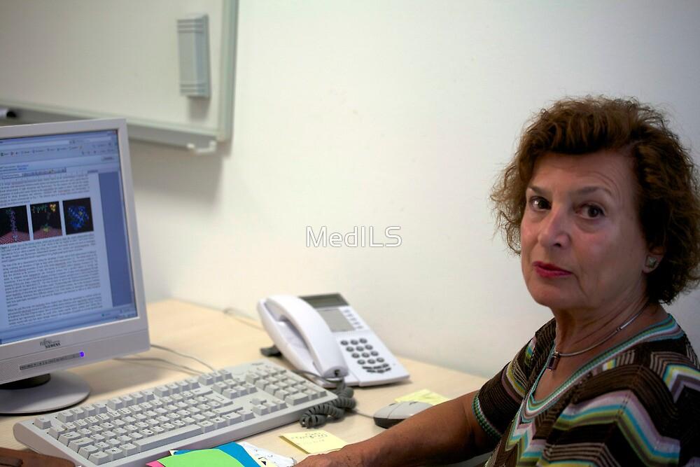 Scientist of MedILS by MedILS