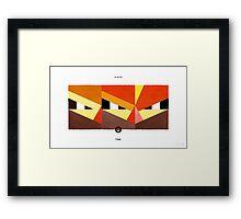 PKMNML #016-018 Framed Print