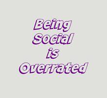 Social....bah-humbug Unisex T-Shirt