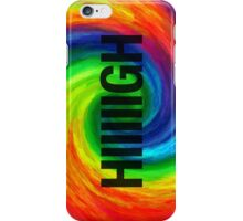 High iPhone Case/Skin