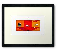PKMNML #004-006 Framed Print