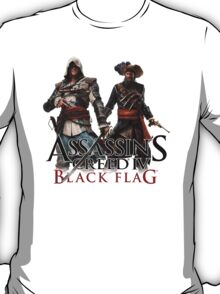 assassins creed IV black flag T-Shirt