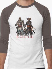 assassins creed IV black flag Men's Baseball ¾ T-Shirt