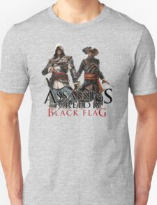 assassins creed IV black flag T-Shirt