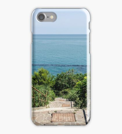 An italian Landscape - Abruzzo  iPhone Case/Skin