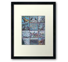 12 Days of Christmas Framed Print