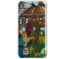 FEED THE BIRDS iPhone Case/Skin