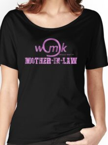 World's Most Ok mother-in-law Women's Relaxed Fit T-Shirt