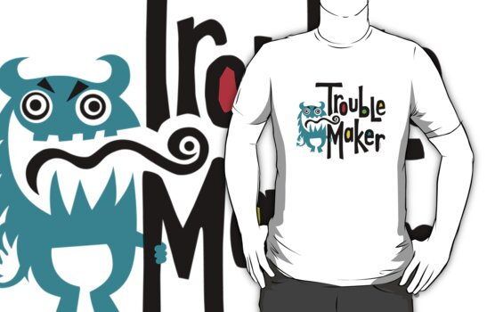 Trouble Maker born bad 2 by Andi Bird