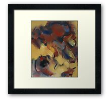 Fear of The Enemy Framed Print