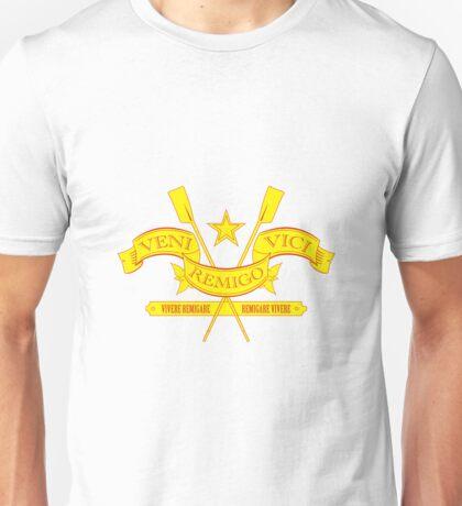I Came, I Rowed, I Conquered Unisex T-Shirt