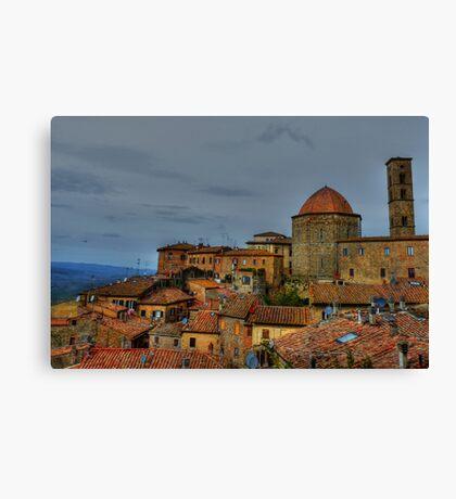 Volterra Views Canvas Print