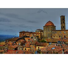 Volterra Views Photographic Print