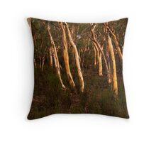 Aussie Bush Throw Pillow