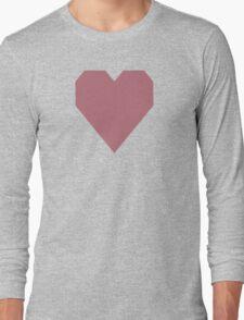 Rose Gold Long Sleeve T-Shirt