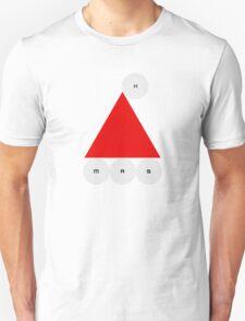 Square Xmas Away Unisex T-Shirt