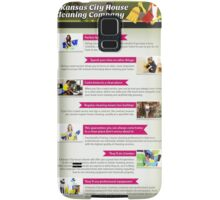 Don't Do Your Own House Cleaning! Samsung Galaxy Case/Skin