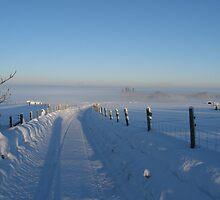 December Dawn by John Dunbar