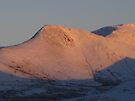 sunset mountain by millymuso
