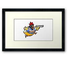 Counter-Strike: Phoenix Chicken Framed Print