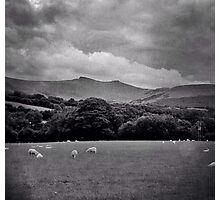 Pen y Fan in the Brecon Beacons Photographic Print