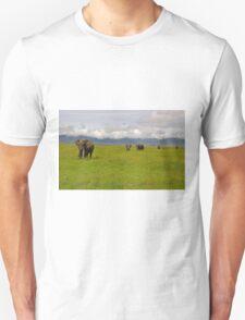 Ngorongoro Elephants T-Shirt