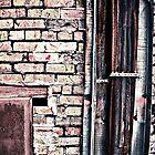 Urban Pass By by Chloe Garfield
