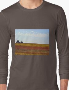 Prairie Grasses Long Sleeve T-Shirt