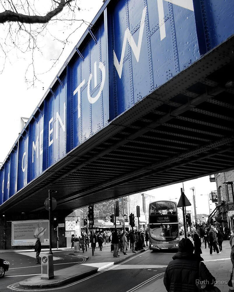 The town they call Camden. by Ruth Jones