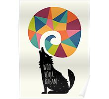 Woo Your Dream Poster