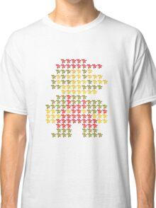 Mega-Mario-Man Classic T-Shirt