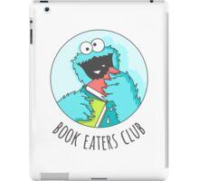 Book Monster iPad Case/Skin
