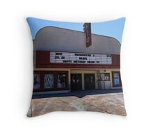 A Blast from the Past Throw Pillow