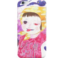 We Can Smile iPhone Case/Skin