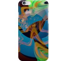 ©DA FS Waves In The Wall Of Life V3. iPhone Case/Skin