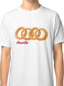 audi Zwiebelringe Classic T-Shirt