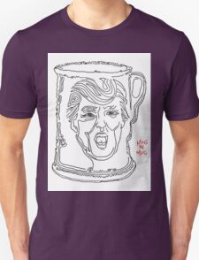 Mug on Mug Trump T-Shirt