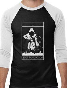 THE MAGICIAN - T'ARROW CARD Men's Baseball ¾ T-Shirt