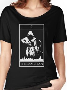 THE MAGICIAN - T'ARROW CARD Women's Relaxed Fit T-Shirt
