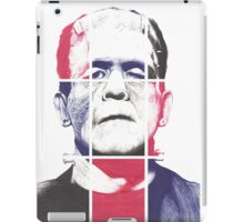 Frankenstein's Monster, A ball point pen portrait.  iPad Case/Skin