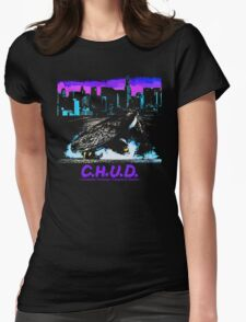 Cannibalistic.Humanoid.Underground.Dwellers Womens Fitted T-Shirt