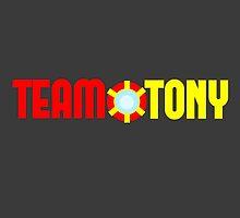 Team Tony by imaginemorgans