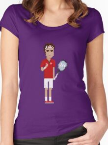 Roger Women's Fitted Scoop T-Shirt